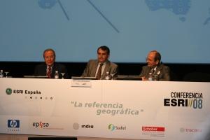 Apertura Conferencia ESRI 2008