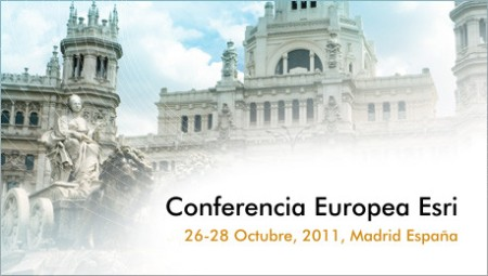 Conferencia Europea Esri 2011