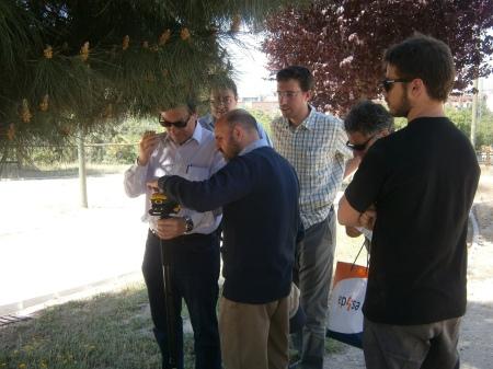 demo trimble geoexplorer 7x eptisa ti